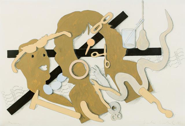 , 'Morning,' 1980, Galerie Kovacek & Zetter