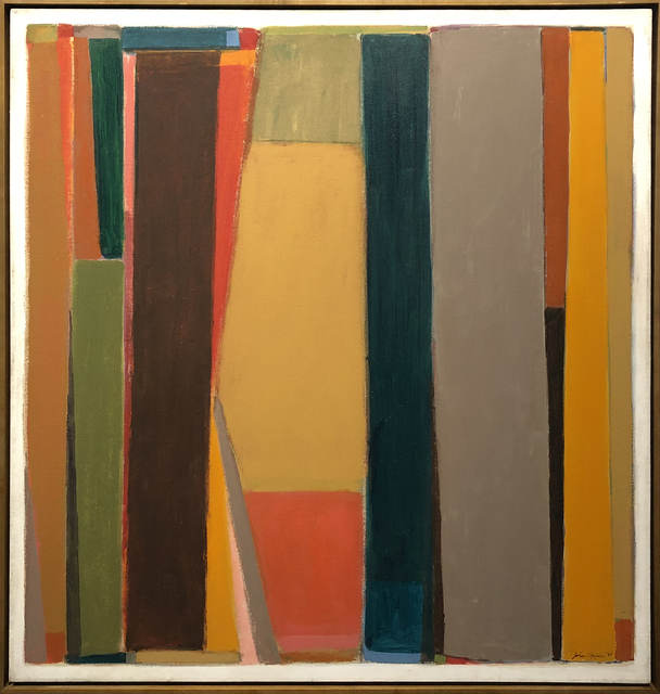 , 'Broken Plains (#6) ,' 1968, Cavalier Galleries