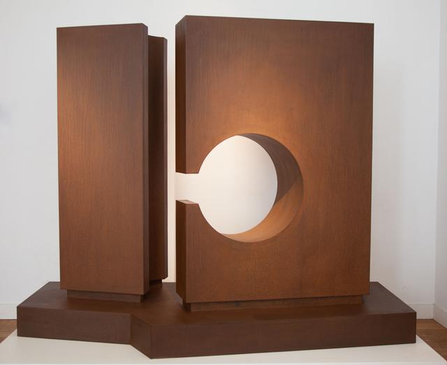 Marino di Teana, 'Villemin', 1975, Galerie Loft