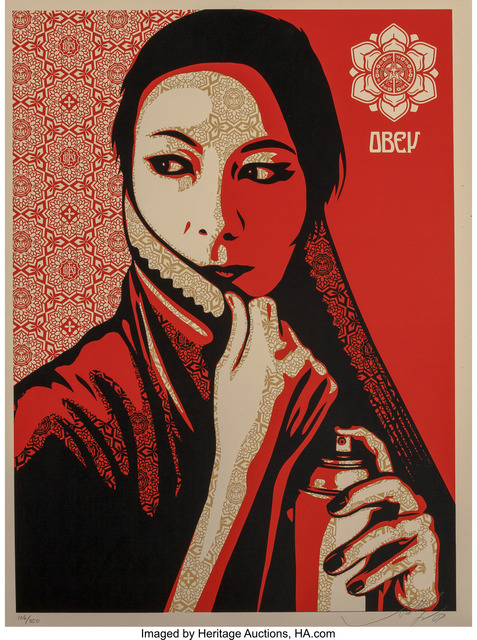 Shepard Fairey, 'Commanda', 2007, Heritage Auctions