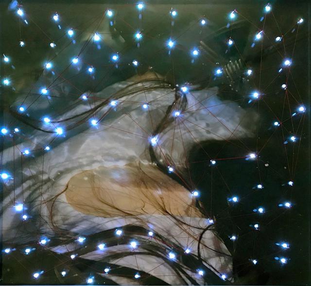 , 'Sleepless 5,' 2017, CYNTHIA-REEVES