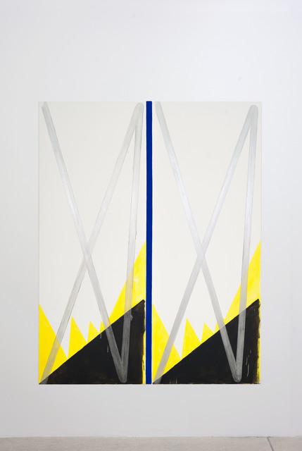 , 'Untitled,' 2016, galerie frank elbaz