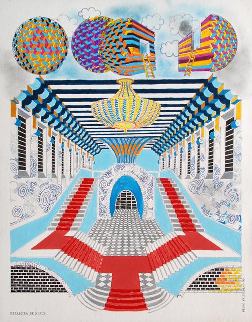 , 'Escalera de Honor,' 1999, Ruiz-Healy Art