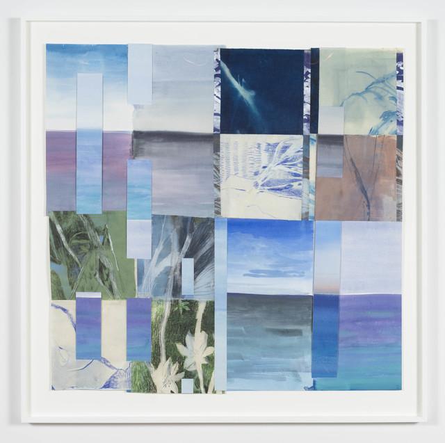 , '18 Days: Meeting Sky/Sea/Earth 02,' 208, Lesley Heller Gallery