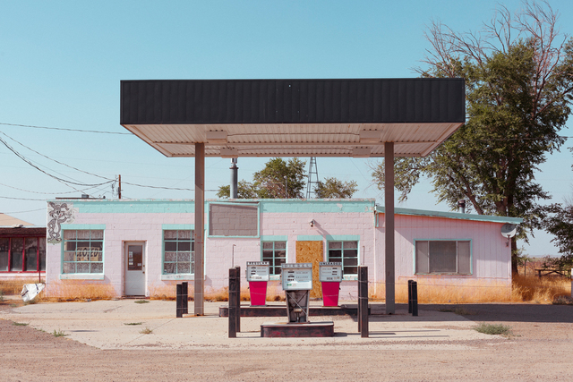 , 'BIG OIL, Louisiana,' 2018, Bruce Lurie Gallery