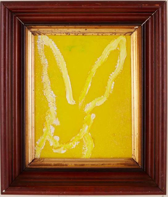 , 'Yellow Diamonds,' , Diehl Gallery