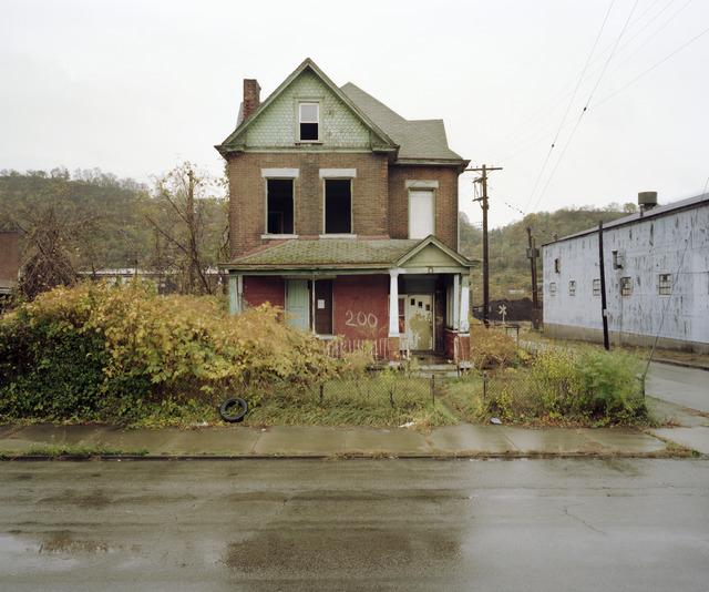 Sean Hemmerle, 'Abandoned, Talbot Ave., Braddock, Pennsylvania', 2008, Galerie Julian Sander