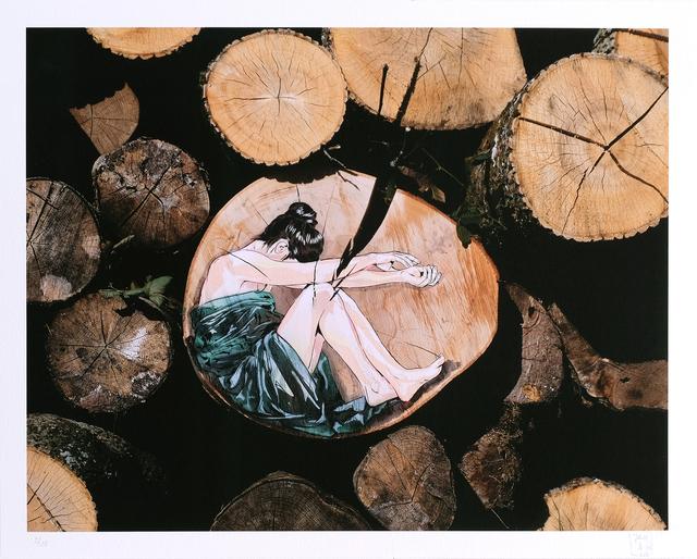 , 'Into the woods,' 2018, Kolja Kramer Fine Arts