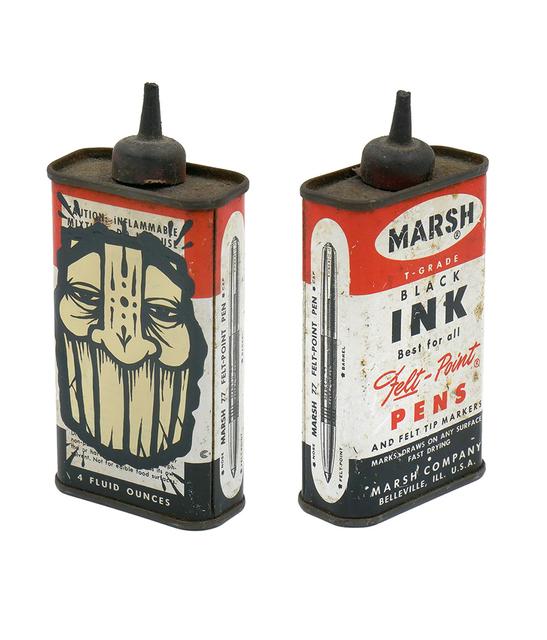 , 'Marsh,' , Spoke Art