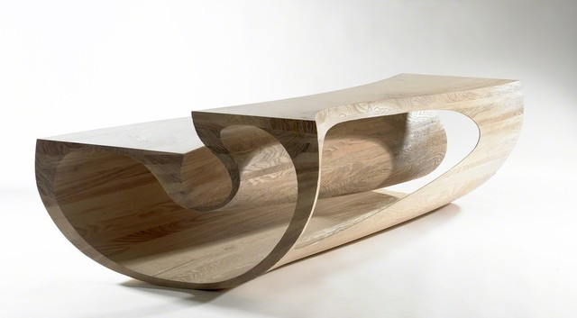 , ' Erosion I, Low Table ,' 2009, Oliver Sears Gallery