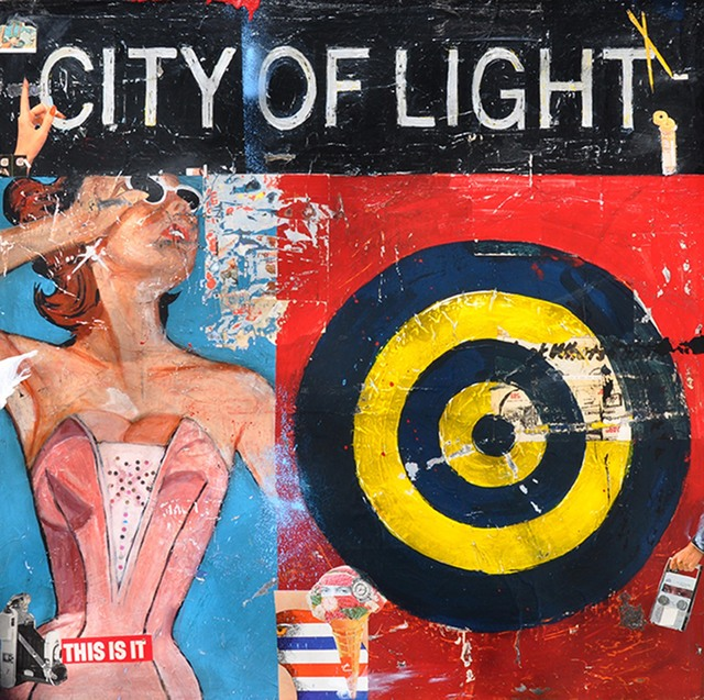 , 'City of Light,' 2017, Caldwell Snyder Gallery