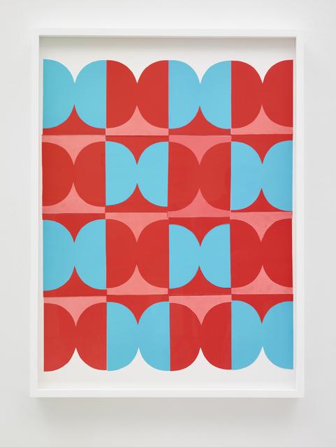 , 'Handmade: Interaction of Color 23 (Sunga and Tanga),' 2017, Galeria Nara Roesler