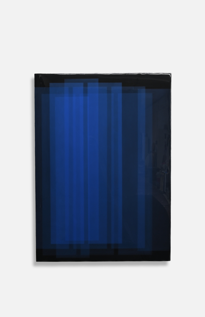 Dirk Salz, '#2535', 2019, Painting, Pigments and resin on multiplex, Victor Lope Arte Contemporaneo