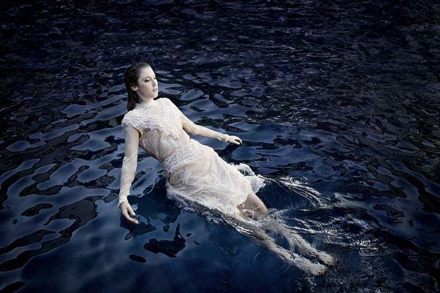 , 'Ophelia No.3,' 2014, Cynthia Corbett Gallery