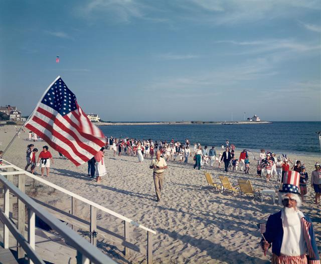 , '4th of July on Beach,' 1989, Paul Kasmin Gallery