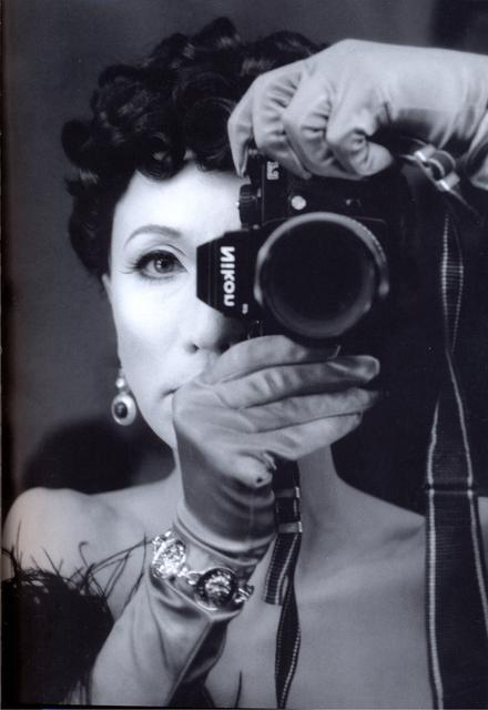 ", '""M's Self-Portrait no 40/b"" 9/12,' 1995, Galería Juana de Aizpuru"