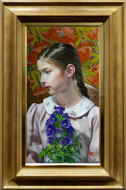 , 'Portrait of Anna VII,' 2018, ARCADIA CONTEMPORARY