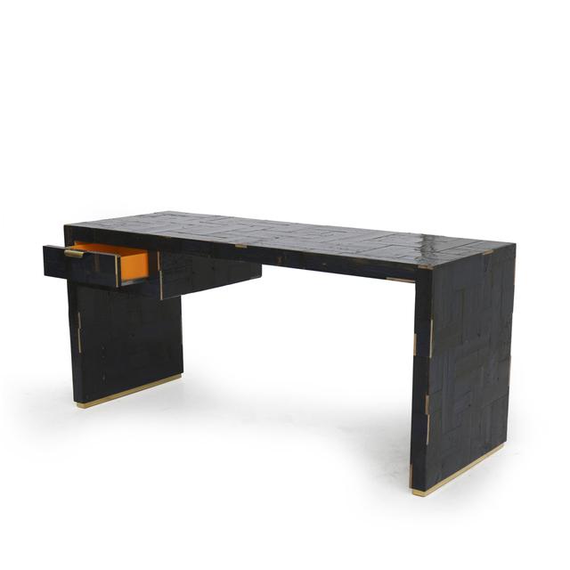 , 'Waste Desk in Scrapwood,' , The Future Perfect