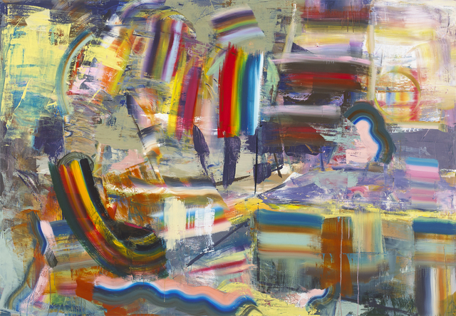 , 'Singularity,' 2016, 532 Gallery Thomas Jaeckel