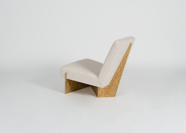 , 'Origami / Lounge Chair,' 2015, Maison Gerard
