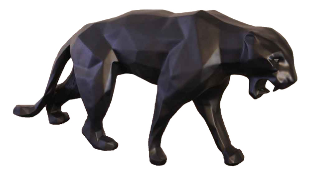 , 'Panther,' 2015, Galerie A. Leadouze