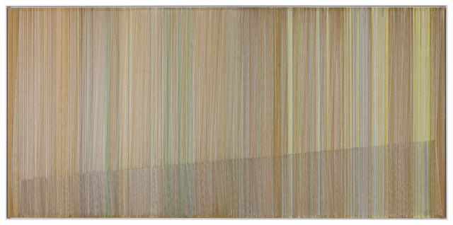, 'soil line,' 2016, Carrie Secrist Gallery