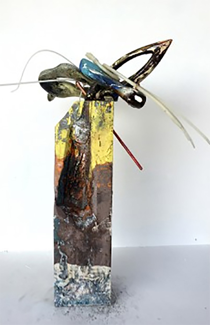 "Duane Paul, '""Untitled Abstract Arrangement""- Mixed Media Sculpture ', 2010-2019, Wallspace"