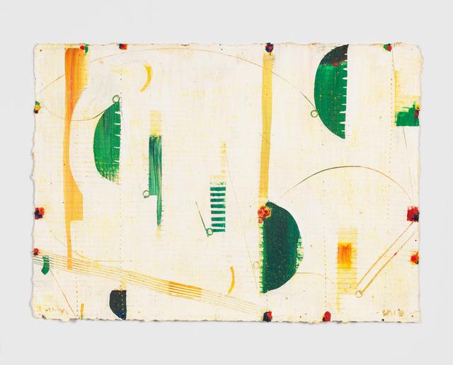 , 'Pietrasanta P15.3,' 2015, Octavia Art Gallery