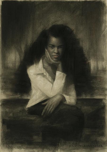 , 'Lost in a Gaze,' , Sirona Fine Art