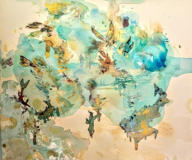 , 'Sky Scape,' 2018, Deborah Colton Gallery