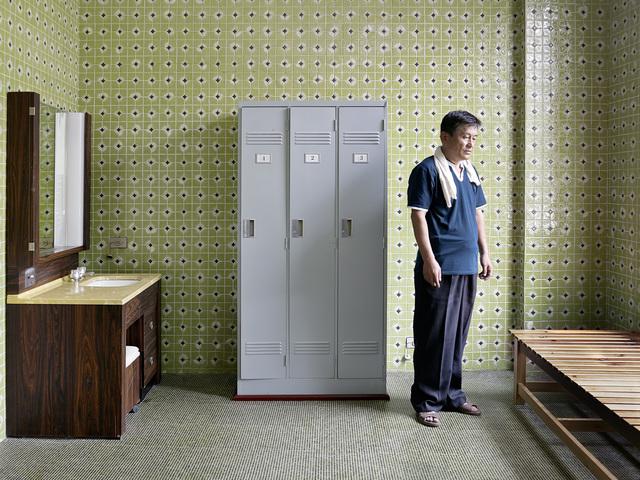 , 'Regular Visitor (Changgwangwon Health Complex, Pyongyang),' 2017, The Ravestijn Gallery