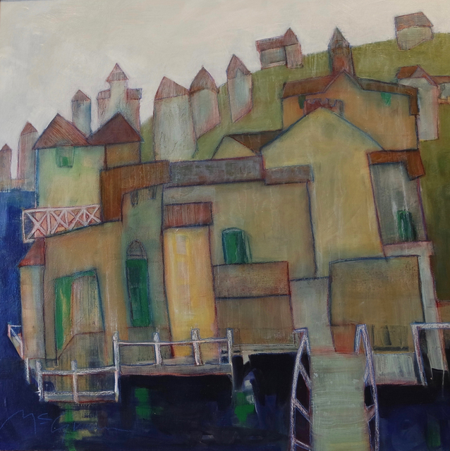 Peggy McGivern, 'Kilkeel Harbor', ca. 2017, Gildea Gallery