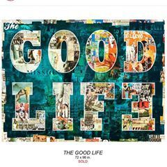 Peter Tunney, 'GOOD LIFE ', 2019, David Parker Gallery