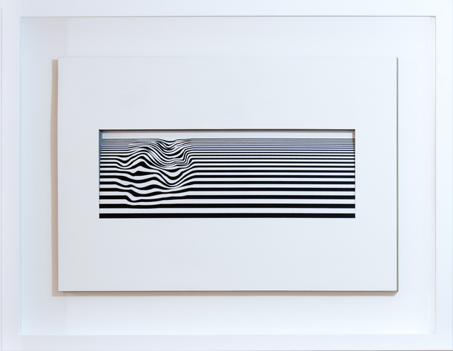 , 'Vibration,' 2018, C24 Gallery