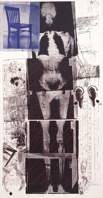 Robert Rauschenberg, 'Booster', 1967, Robert Rauschenberg Foundation