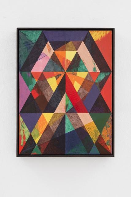 Bernd Ribbeck, 'Untitled', 2018, Galerie Mehdi Chouakri