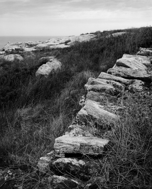 , 'Circuit Path Wall, Appledore Island,' 2015, Pucker Gallery