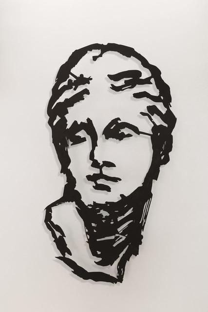 , 'Head (Venus),' 2016, Lia Rumma