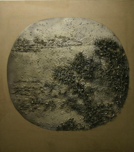 , 'Today's Landscape Fan n°13,' 2008, Vecchiato Arte