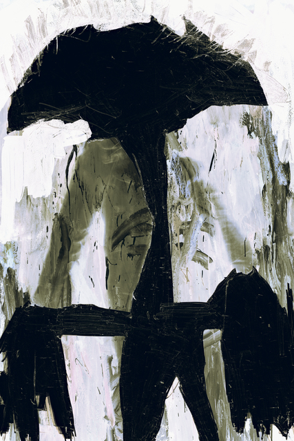 , 'Autoportrait recyclé #17,' 2011, Galerie Christophe Gaillard