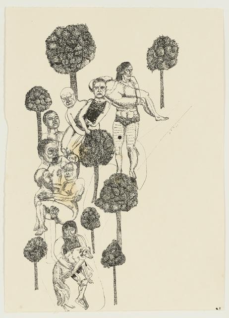 , 'Wandeling,' 2018, Kristof De Clercq