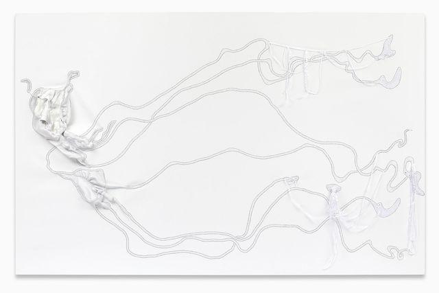 , 'Babelana ngentloko,' 2017, Lehmann Maupin