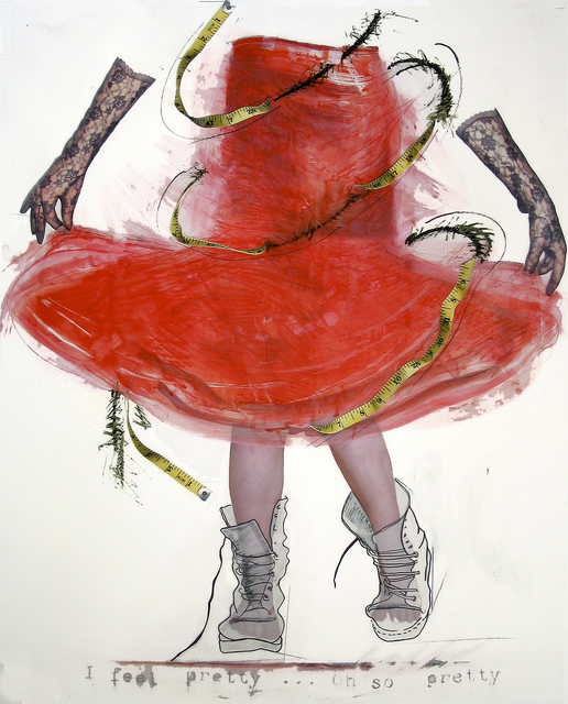 , 'I Feel Pretty,' ca. 2005, The Red Head Gallery