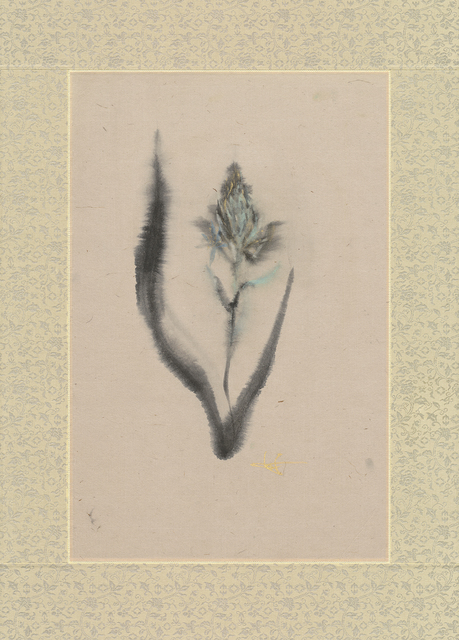 , 'Camassia II  藍色百合花 II,' 2016, Artrue Gallery
