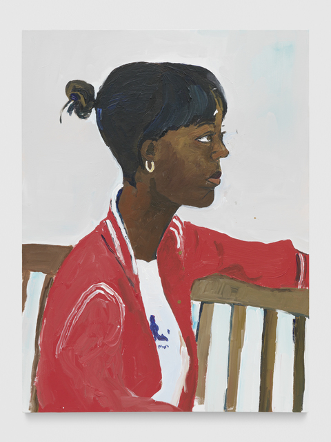 , 'A sit down with Niema,' , Galerie Eva Presenhuber