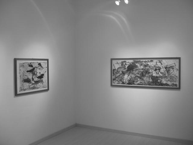 , 'Emilio Vedova. Monotypes exhibition,' 2010, Dep Art Gallery