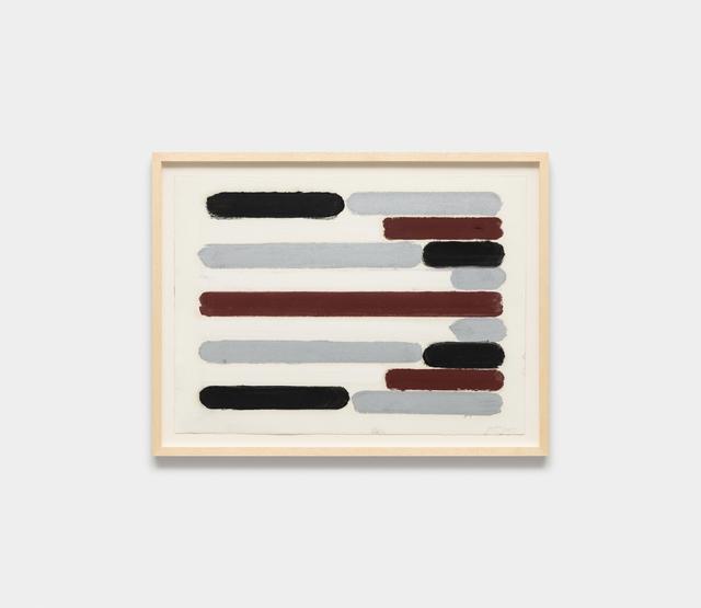 , 'desenho #001,' 2017, Galeria Raquel Arnaud