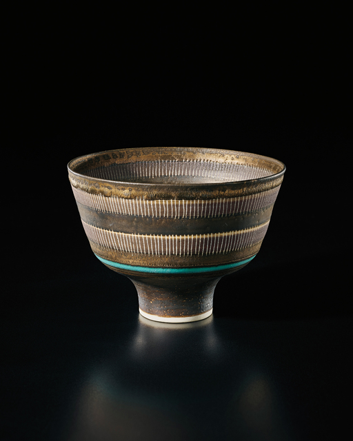 Lucie Rie, 'Straight-sided bowl', ca. 1978, Phillips