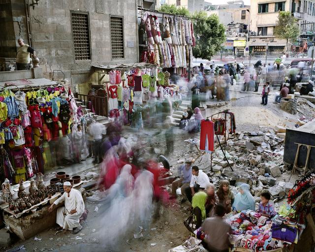 , 'El Moez Street, Islamic Cairo, Cairo Egypt ,' 2011, East Wing