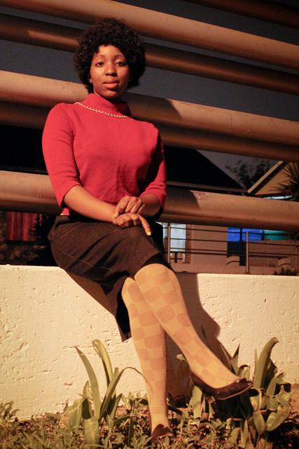 , 'kwana germiston bosiu I,' 2012, Afronova